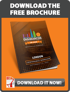 Download DigiMarCon UK 2020 Brochure